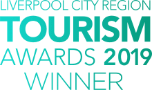Liverpool City Tourism Awards Winner